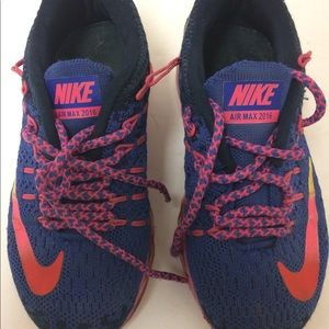 Kids Air Max Running Shoes Size 12C